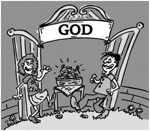 schipper naast god