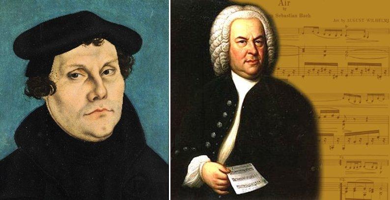Luther versus Bach - 29 oktober 19.00