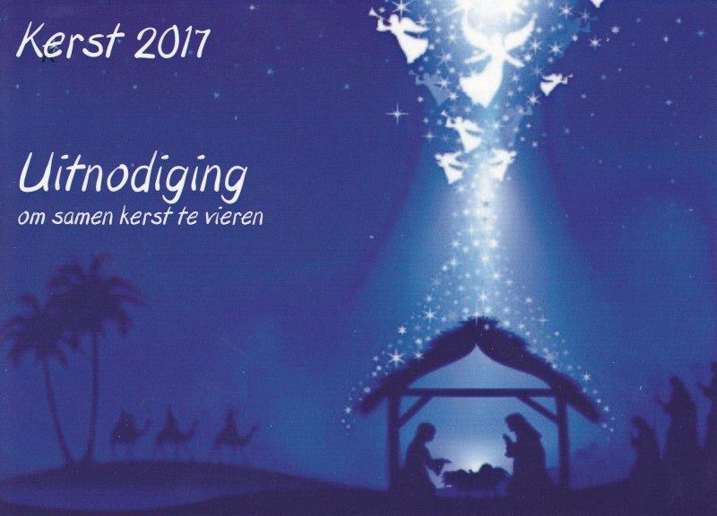 Kerst 2017 - Vier het mee!